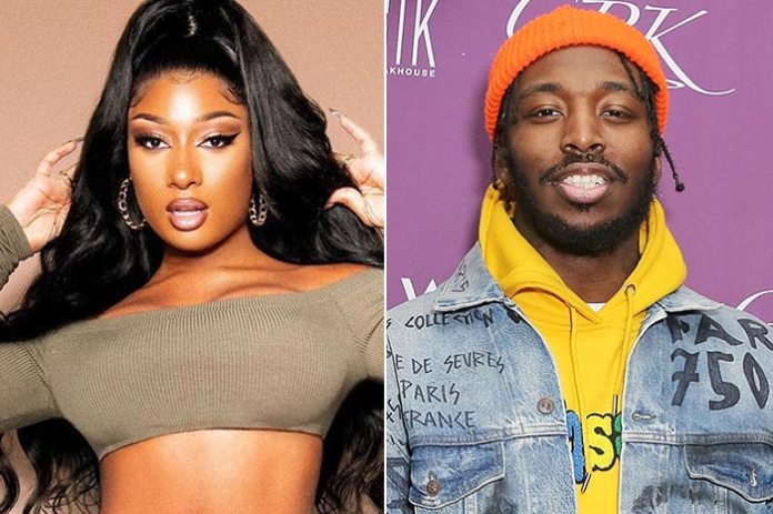 Megan Thee Stallion Shows Off New Bae Rapper Pardison Fontaine