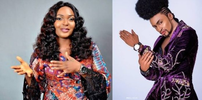 Blessing Okoro Gets Tattoo Of Denrele's Name And Quote On Her Arm