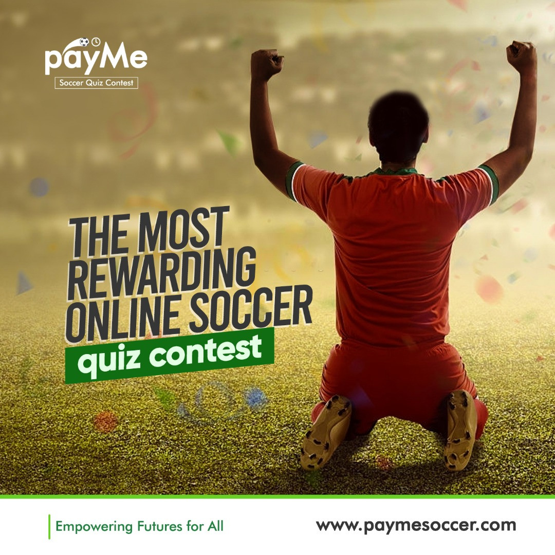 How would you love to win ONE MILLION NAIRA MONTHLY, just for the love and knowledge of soccer???