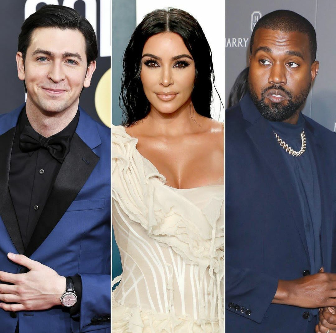 Actor Nicholas Braun shoots his shot at Kim Kardashian only days after she filed for divorce