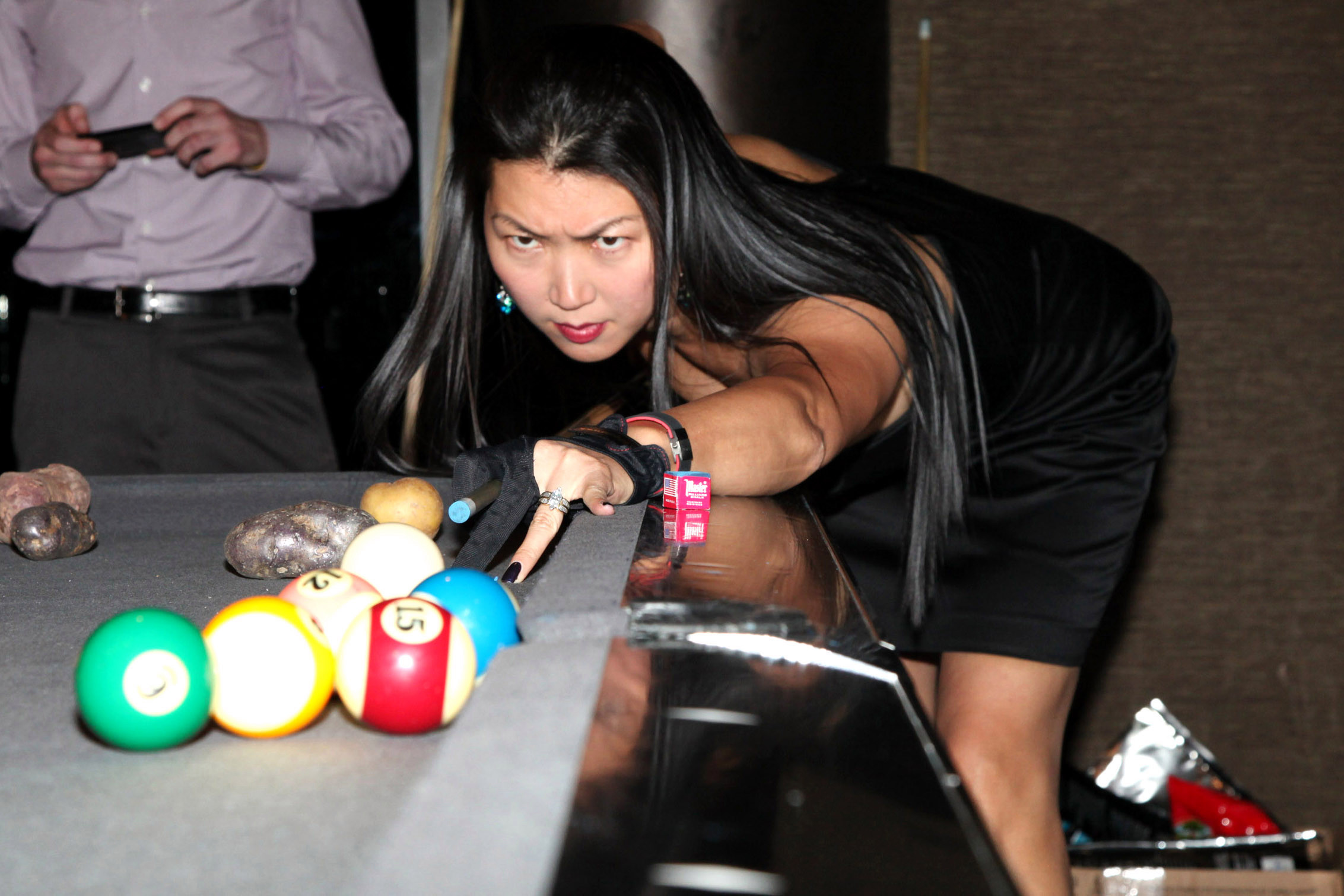 Black Widow pool legend, Jeanette Lee diagnosed with Terminal Cancer