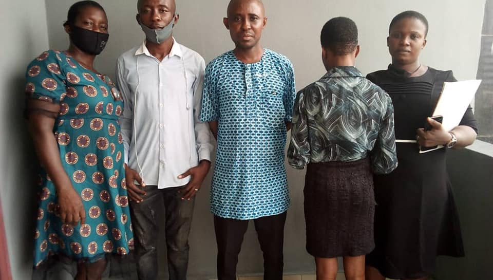 Court remands Rivers varsity staff for alleged abduction and sexual abuse of 16-year-old girl