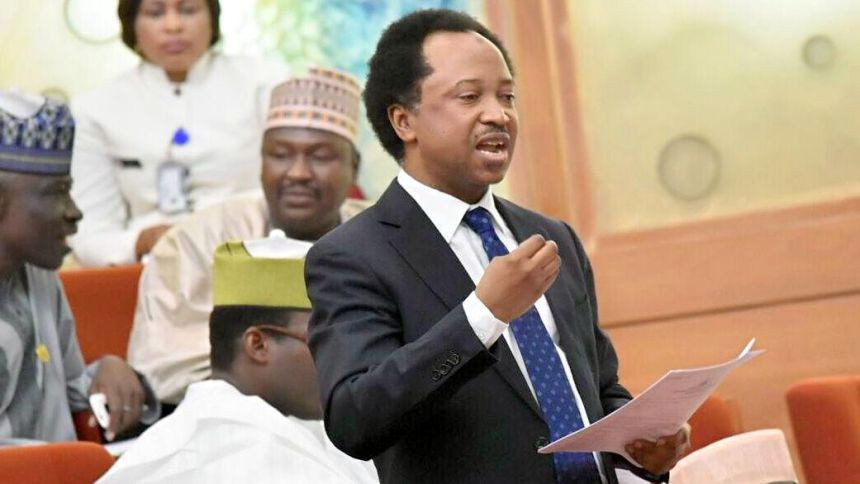 Hold on with your bravado, with your helicopter and planes until Kagara schoolboys are safely negotiated out of danger - Shehu Sani tells FG