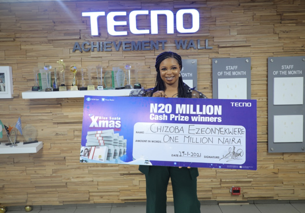 How TECNO?s Blue Christmas Changed People?s life Forever