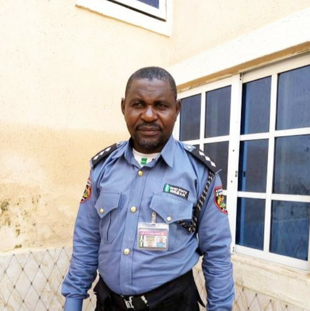 Identity of Kano Hisbah Commander allegedly caught in hotel room with married woman is revealed