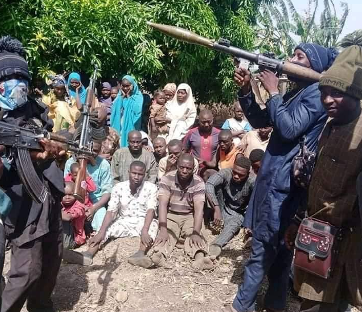 Kidnappers release video of travellers abducted in Niger State