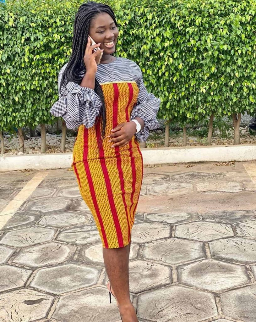 Lovely African Dresses For Women - Sweet-Looking Ankara Dres Styles You Should Try On 2021