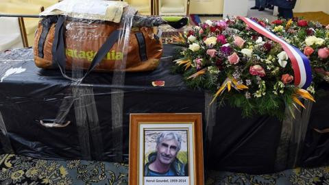 Man sentenced to death over kidnap and beheading of French tourist Herv? Gourdel in Algeria