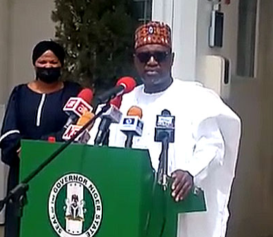 Niger state governor dismisses reports that abducted Kagara students have been released