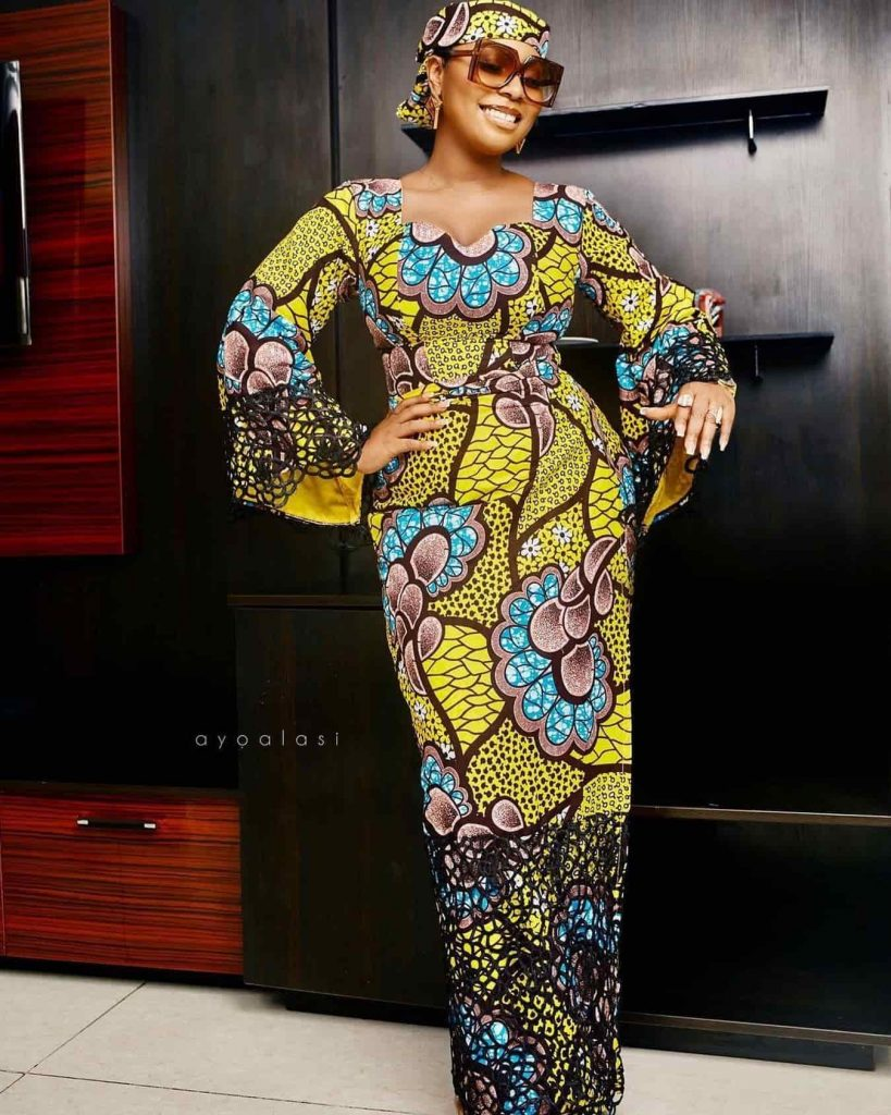 PHOTOS Amazing Ankara Styles For Women - Nice-Looking African Print Designs For Church (5)