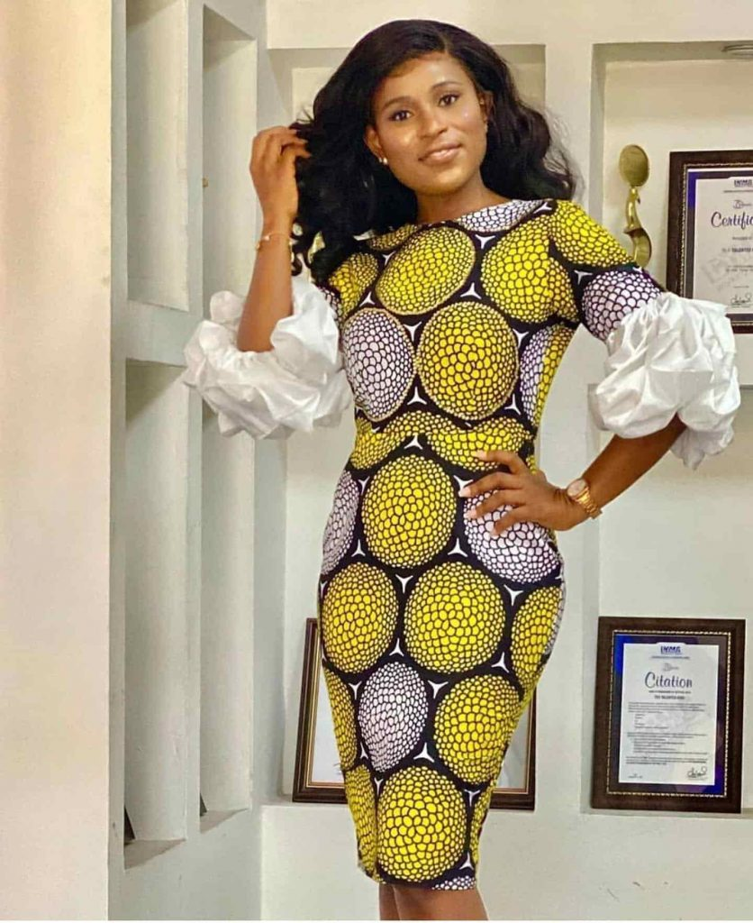 PHOTOS Ankara Styles For Women - New Images Of African Fashion Designers 2021