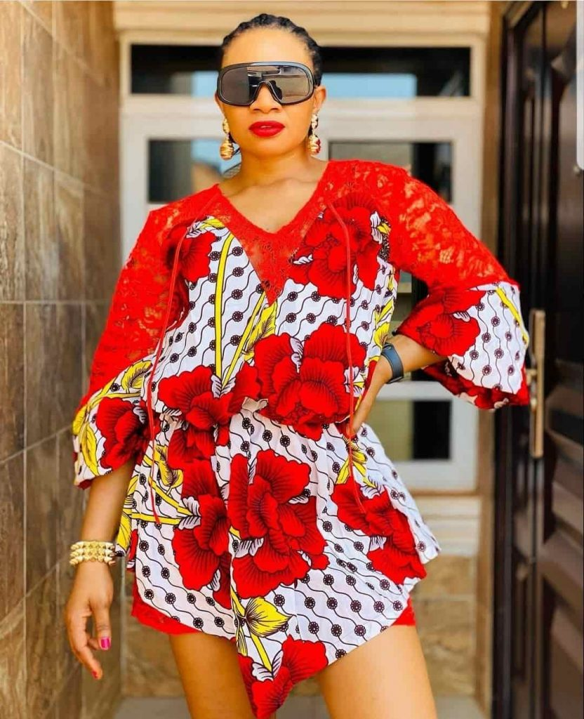 PHOTOS: Nice-Looking Ankara Styles For Ladies - Latest Ankara Fashion Outfits 2021