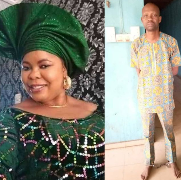 Photo of woman whose husband of 20 years allegedly stabbed to death in Ogun on suspicion of infidelity