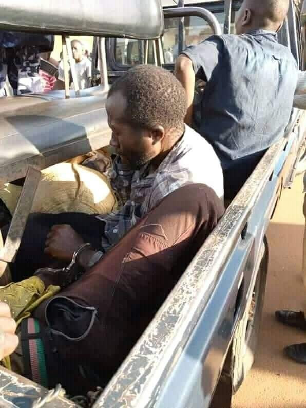 Police arrests two witchdoctors who allegedly raped and robbed student who came to ask for charm to stop her boyfriend from dating other women