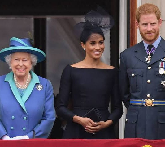 Queen Elizabeth confirms Prince Harry and Meghan Markle will be stripped of their honorary roles and will not be returning as working royals; they respond
