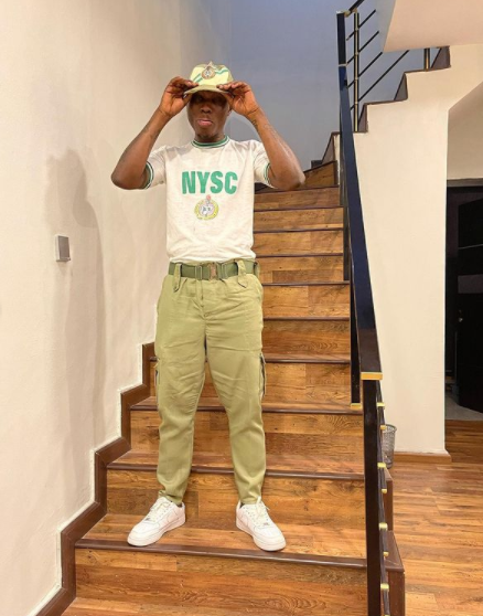 Rapper Zlatan Ibile passes out of NYSC