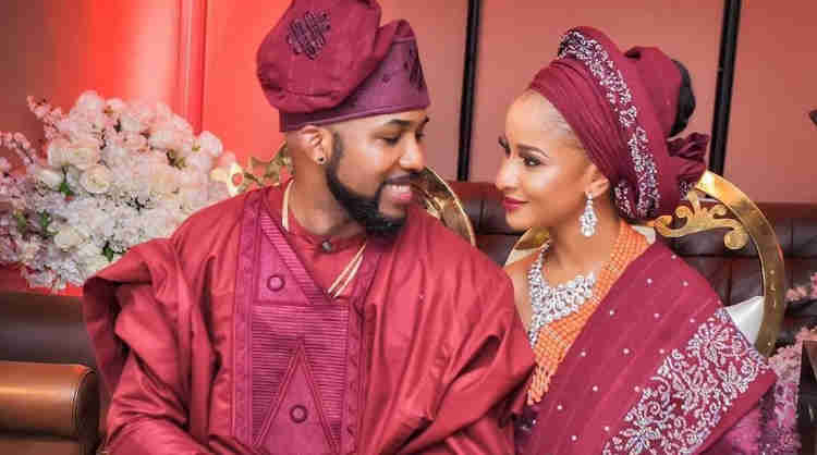 Banky W Reacts To Wife Making Vogue's 14 List of Global Superstar