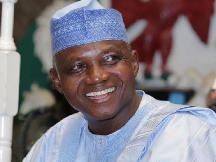 When Femi Adesina or myself speak for the President, people should accept that it is the President that is speaking - Garba Shehu reacts to Abaribe