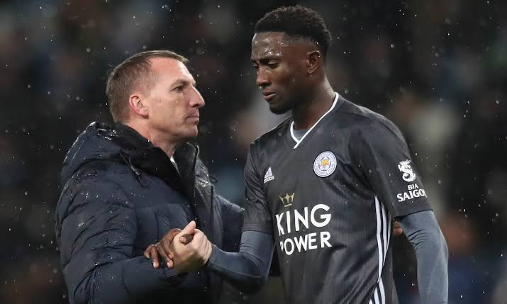Wilfred Ndidi is irreplaceable -? Leicester City manager Brendan Rodgers beams