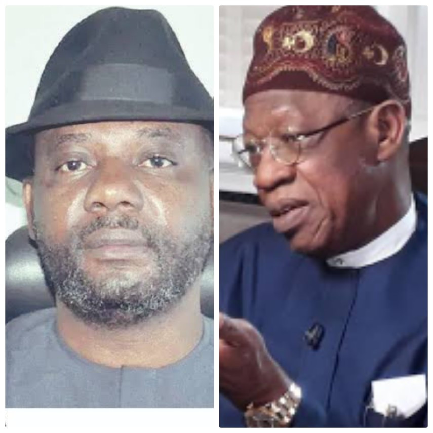 You?re an imposter ? Lai Mohammed slams APC