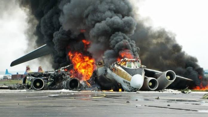 Breaking: Air Force Gives Update On Number Of Abuja Crash Victims