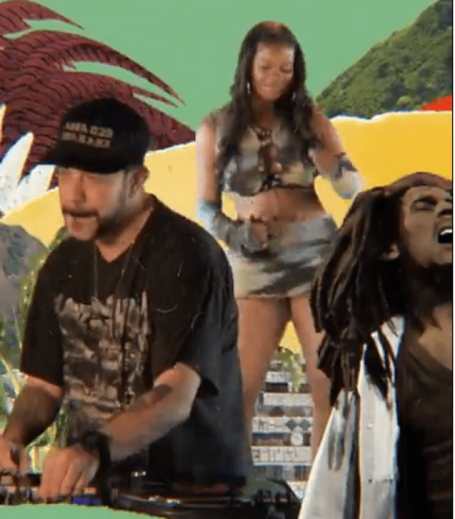 Tiwa Savage Featured In Remix Of Bob Marley's Song