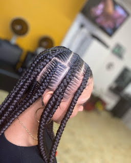 Hairstyles 2021 Female Braids: Lovely and Unique Braids To Slay