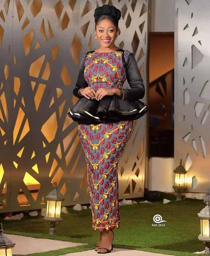 Dazzling African Fashion Designs For Ladies - Latest Ankara Dress Styles To Try On 2021