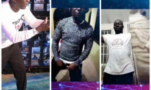 God'S Miracles Are Not Hindered By Distance As Prophet Jeremiah Ministers In Zoom, Healing, Testimonies Floods Cyber Space.