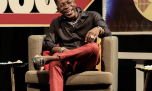 Shatta Wale sings stonebwoy birthday song