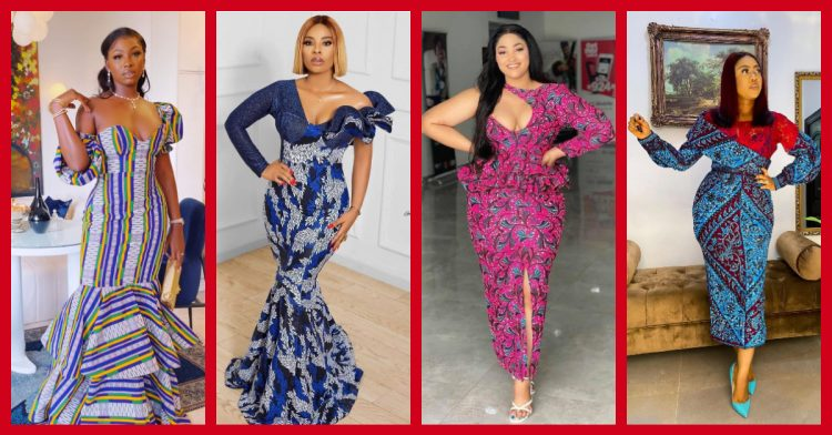 Tulee For These Banging Hawt Latest Ankara Styles