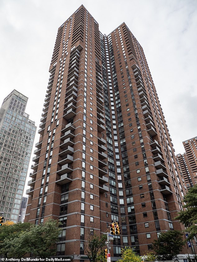 12-year-old boy dies after jumping from 15-story apartment building
