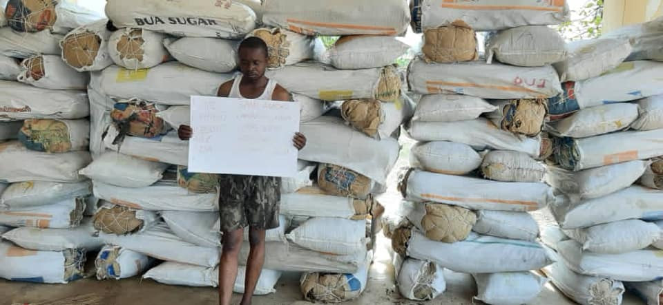 Wanted drug baron nabbed in Nasarawa as NDLEA intercepts 1,330kg skunk in Edo