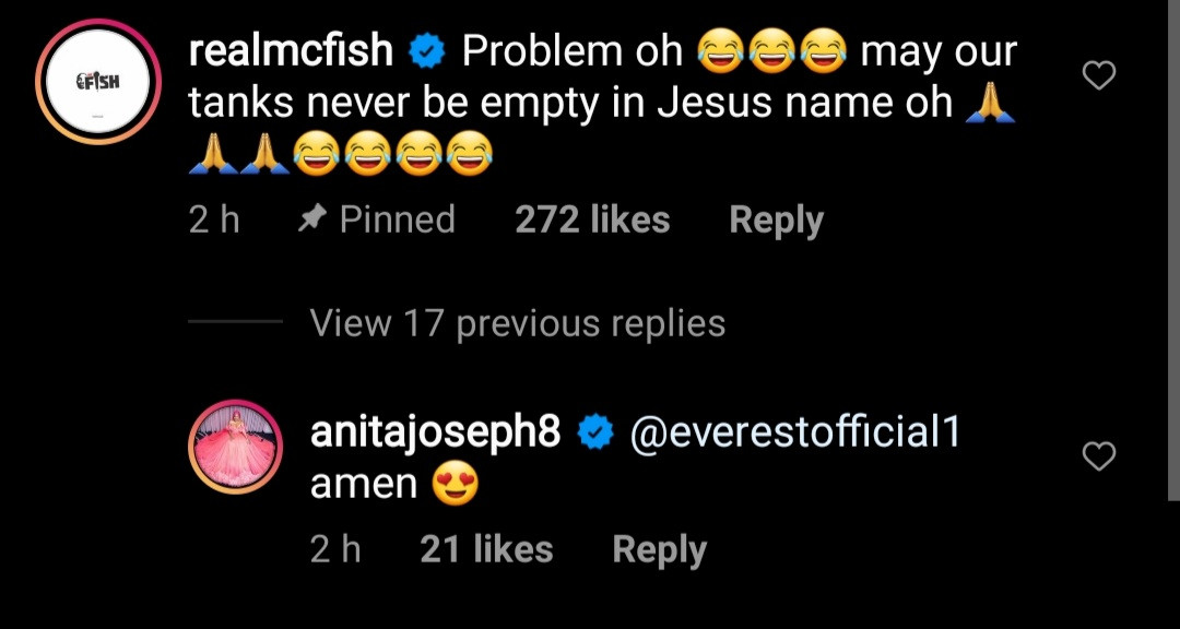 Actress, Anita Joseph reveals she left a movie set and flew from Enugu to Lagos and back for a