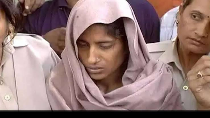 First woman to face death penalty in India since 1955 pleads for mercy after conniving with boyfriend to kill her parents, brothers and baby nephew