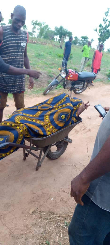 Suspected Fulani herdsmen hack man and his wife to death in Benue