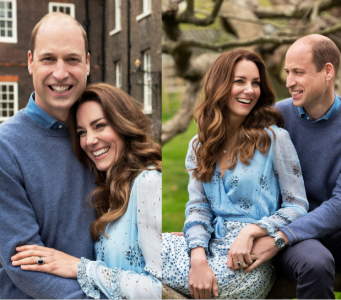 Kate Middleton And Prince William Celebrate 10th Wedding Anniversary With New Stunning Photos