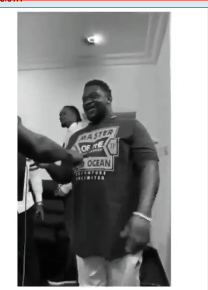 Wande Coal Looking Obese