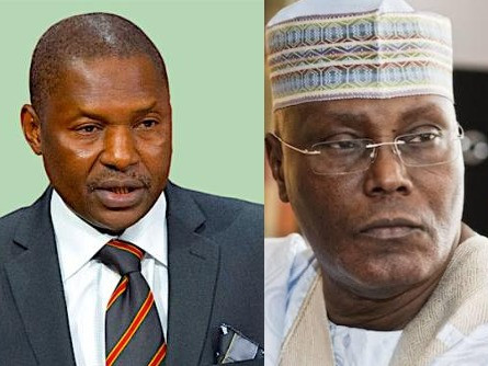 Atiku Abubakar is not qualified to run for president, he