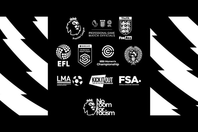 English football announces total social media boycott in response to online abuse?