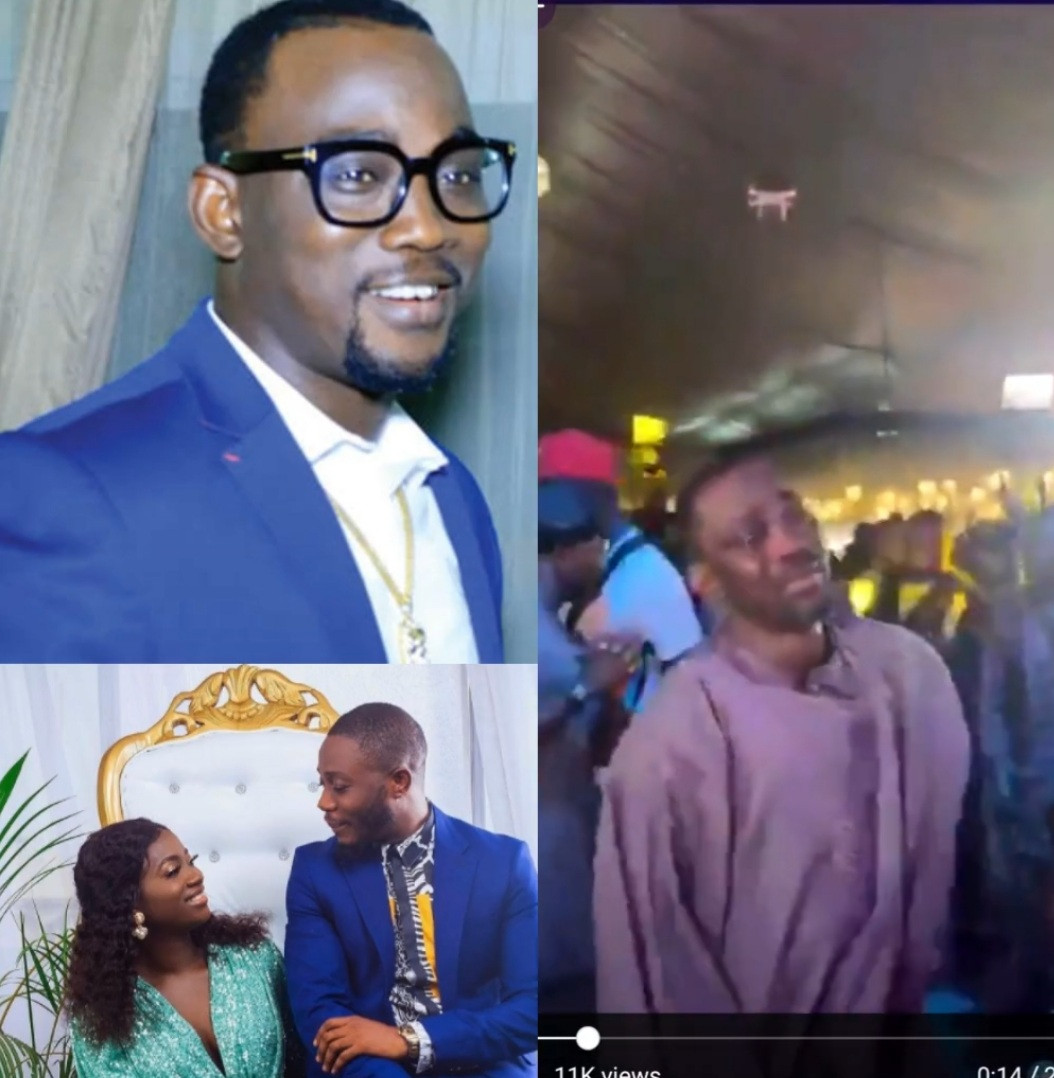 Fuji star, Pasuma cries tears of joy at his daughter