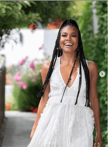 Gabrielle Union Releases Her Second Memoir, 'You Got Anything Stronger?'