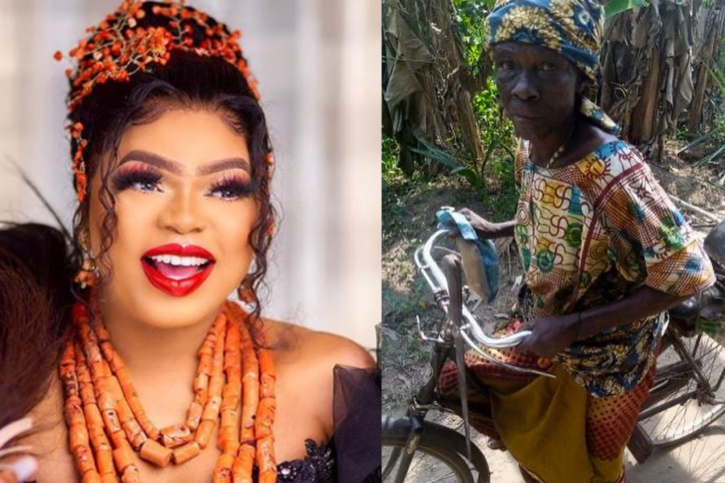 Goodluck is a terrible guy and a big time scammer - Bobrisky narrates what  happened between him and Instagram user he promised to help (video)