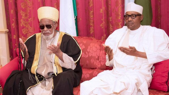Insecurity: We didn?t vote for them to be sold like animals or to be treated anyhow, nobody is safe in Nigeria - Sheikh Dahiru Bauchi