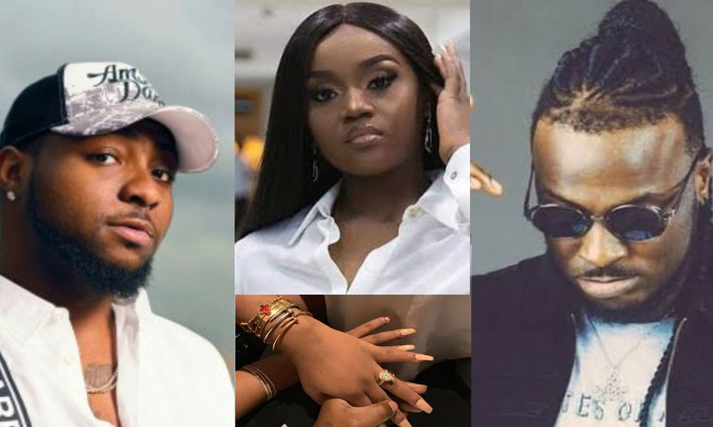 It is crazy to say I slept with Chioma - Davido