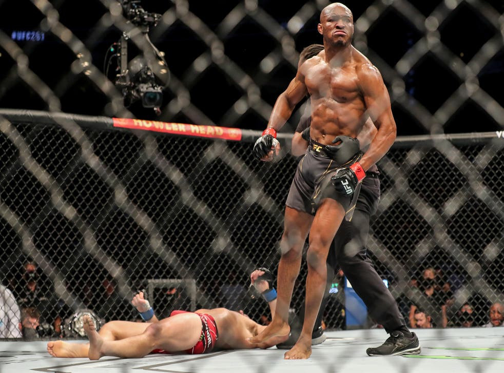 UFC 261 salaries revealed: Kamaru Usman bags $1.5million payday for knocking out Jorge Masvidal