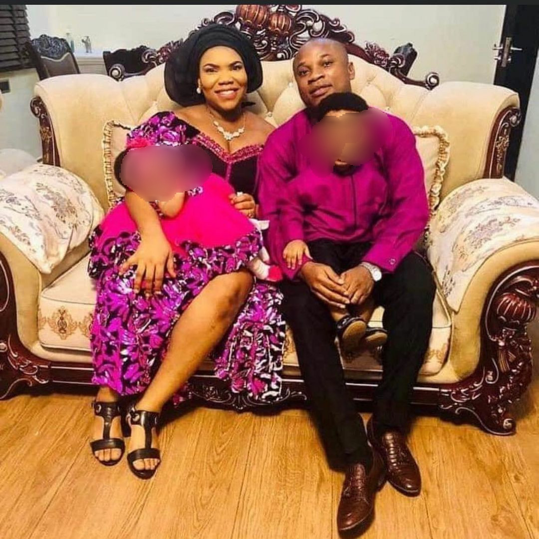 Lagos state police command arrests man over the death of his pregnant wife