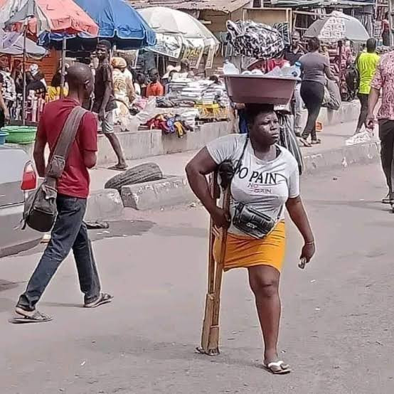 Lagos withholds N25million donation after detecting lies in viral amputee hawker