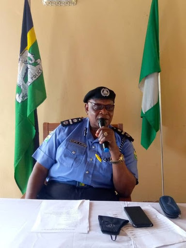 Let?s go back to pre-EndSARS relationship - Police AIG begs Nigerians