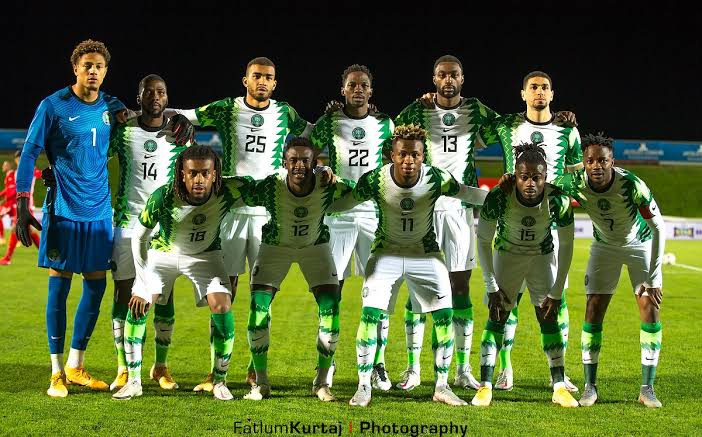 Nigeria climb up four places in latest FIFA World ranking